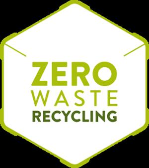 ZeroWasteRecycling logo