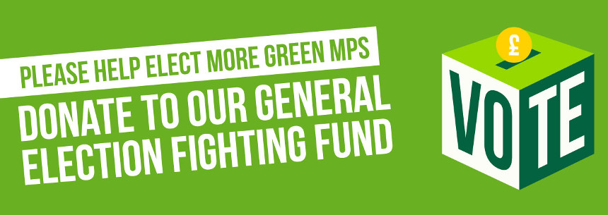 Help elect a Green MP in Portsmouth